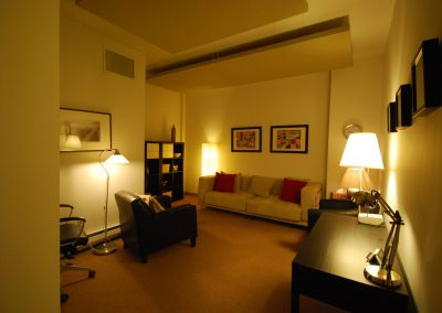 Furnished Office Psychotherapy Office Space NYC