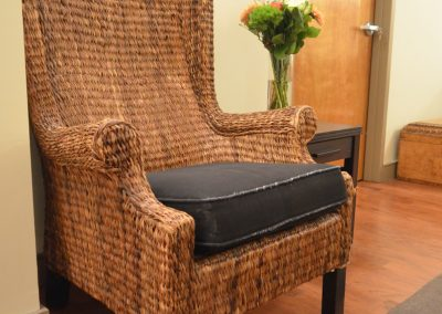 Waiting Area Psychotherapy Office rental NYC