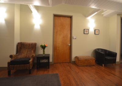 Waiting Area Psychotherapy Office rental New York